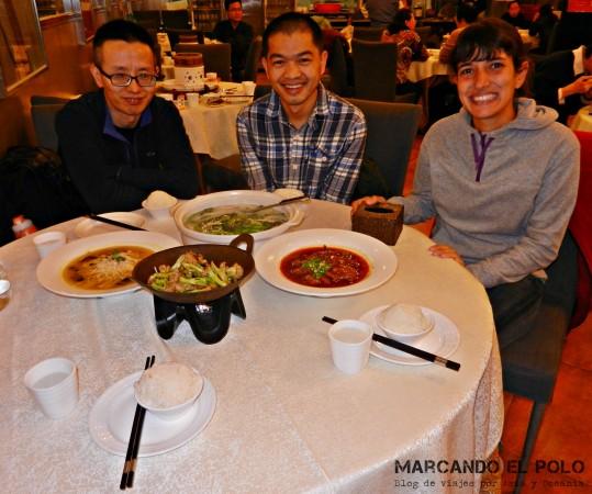Viajar a dedo China: Couchsurfing Beijing