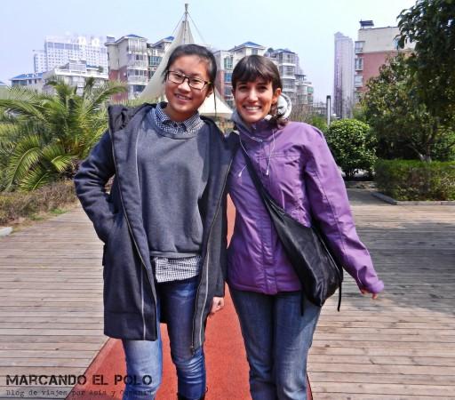 Viajar a dedo China: Couchsurfing en Xiangtan