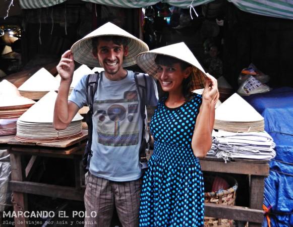 Gorros vietnamitas, Pleiku