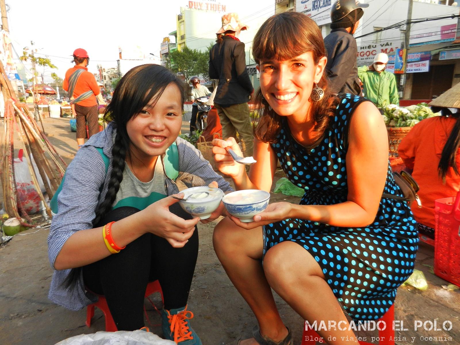Viajar a Vietnam - Tofu dulce, Pleiku