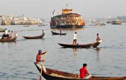 Viajar a Bangladesh - rocket steamer