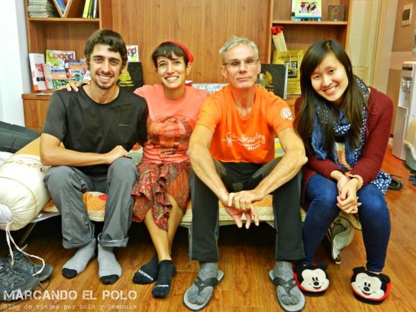 Inspiracion para vivir - Derek Boocock, Hanoi 2