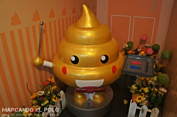 Restaurante temático inodoros Taiwan 3