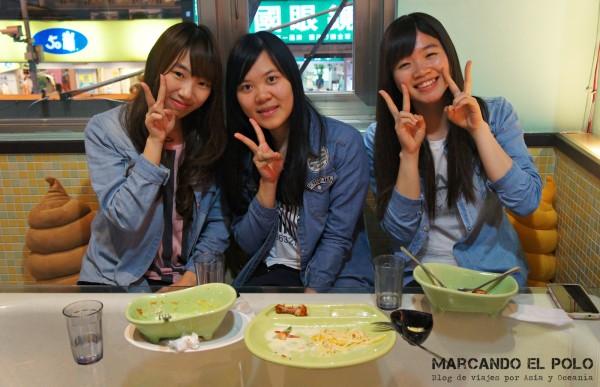 Restaurante temático inodoros Taiwan 12