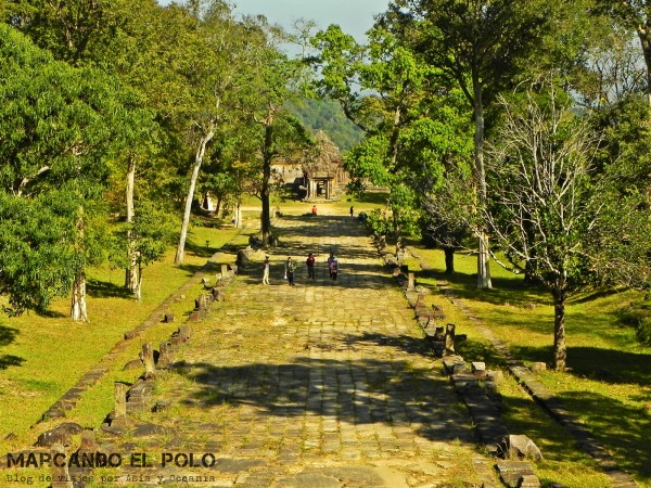 Templo Preah Vihear, Camboya