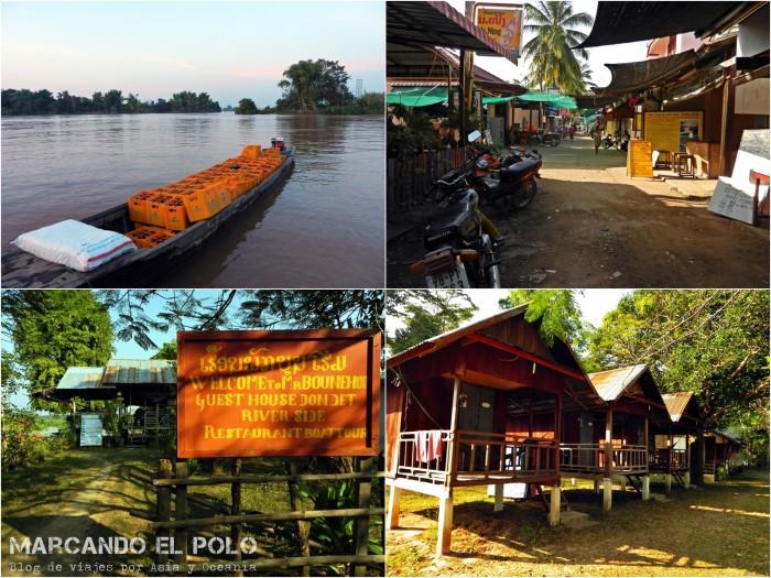 Viajar a Laos: Don Det, el nuevo favorito mochilero