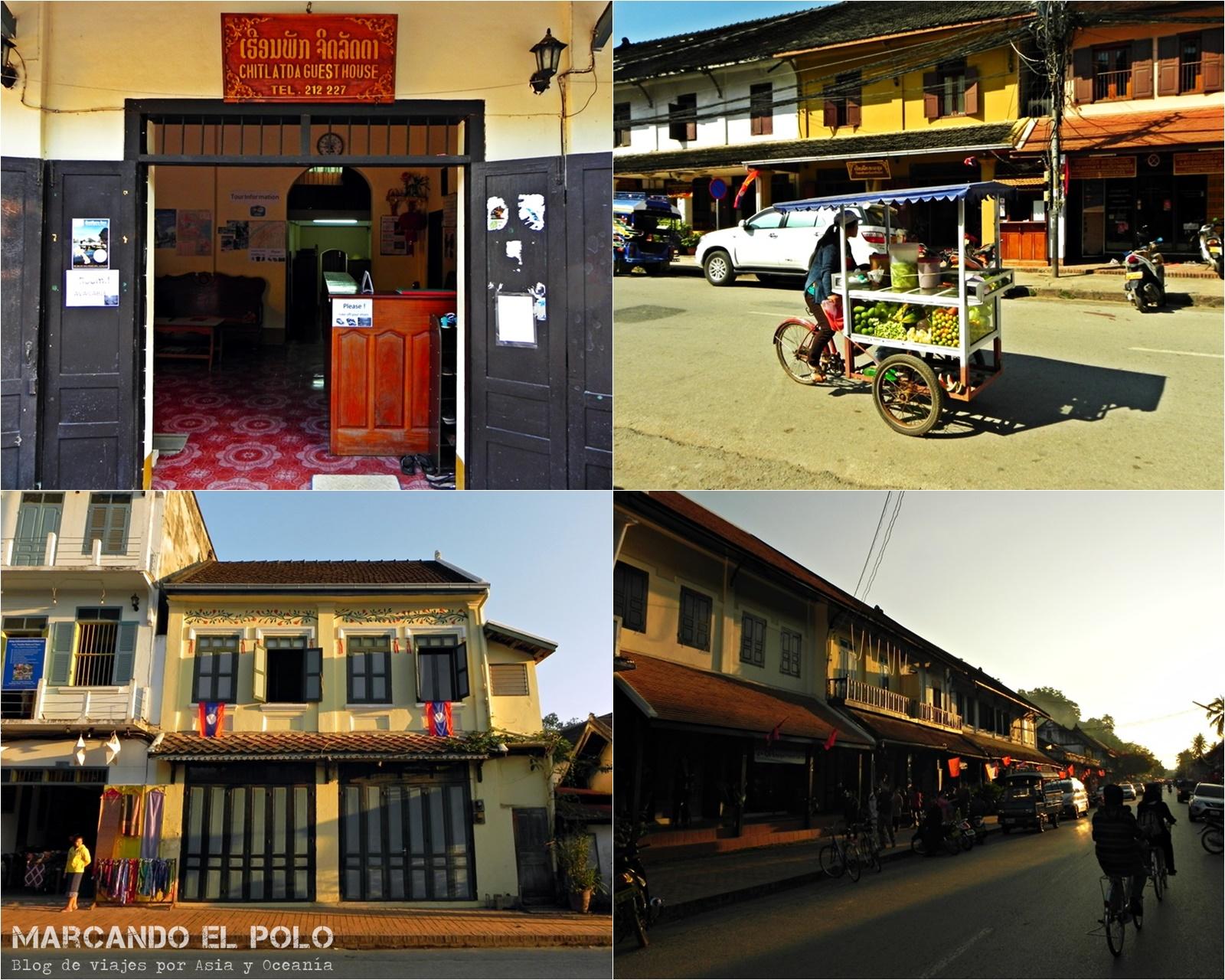 Viajar a Laos: Luang Prabang para mochileros