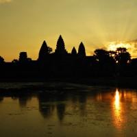 Amanecer en Angkor - rotator