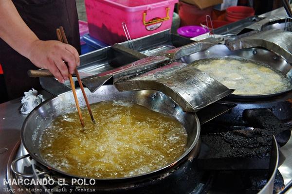 Comer con palitos - palitos de cocina