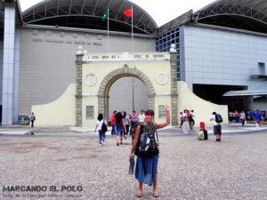 Visa de Macao on arrival - Frontera con China