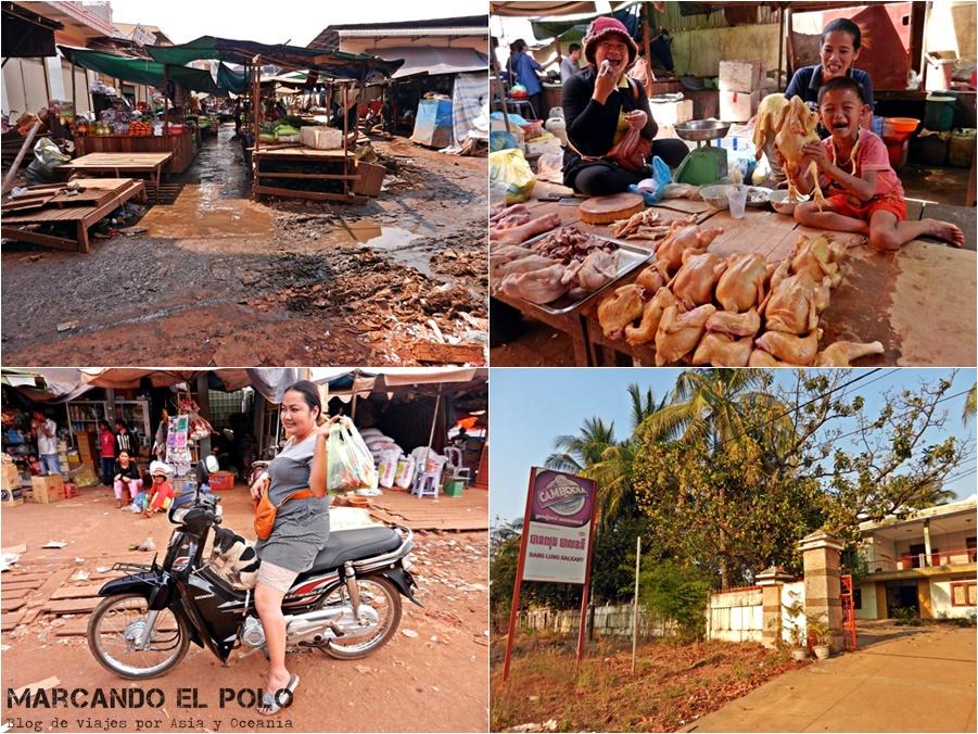 Itinerario viajar a Camboya: Banlung