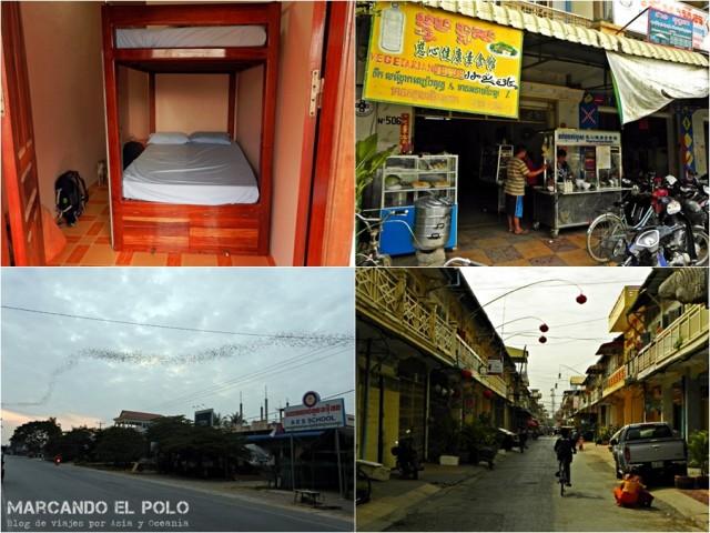 Itinerario viajar a Camboya: Battambang