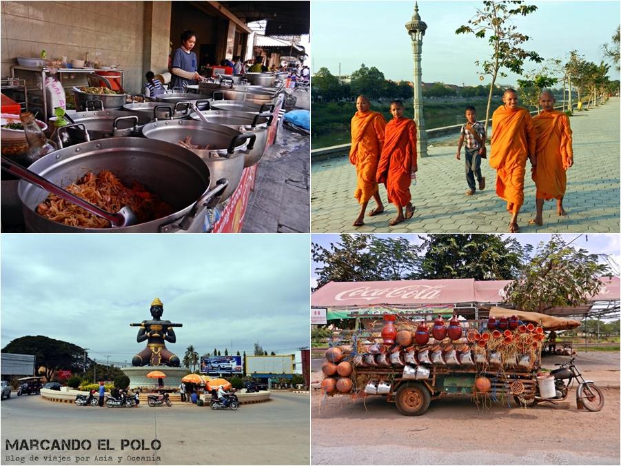 Itinerario viajar a Camboya: Battambang 2