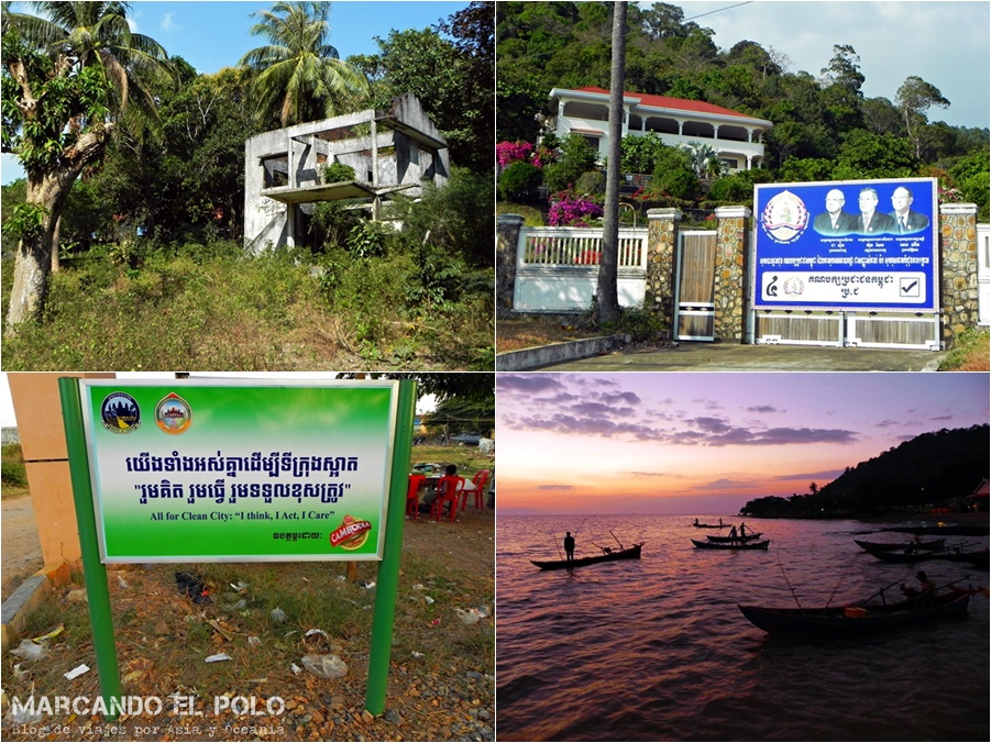 Itinerario viajar a Camboya: Kep