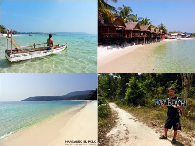Itinerario viajar a Camboya - Koh Rong