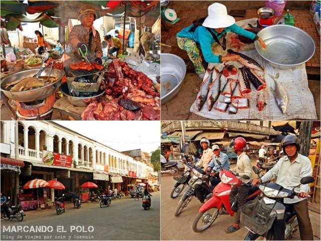 Itinerario viajar a Camboya: Kratie