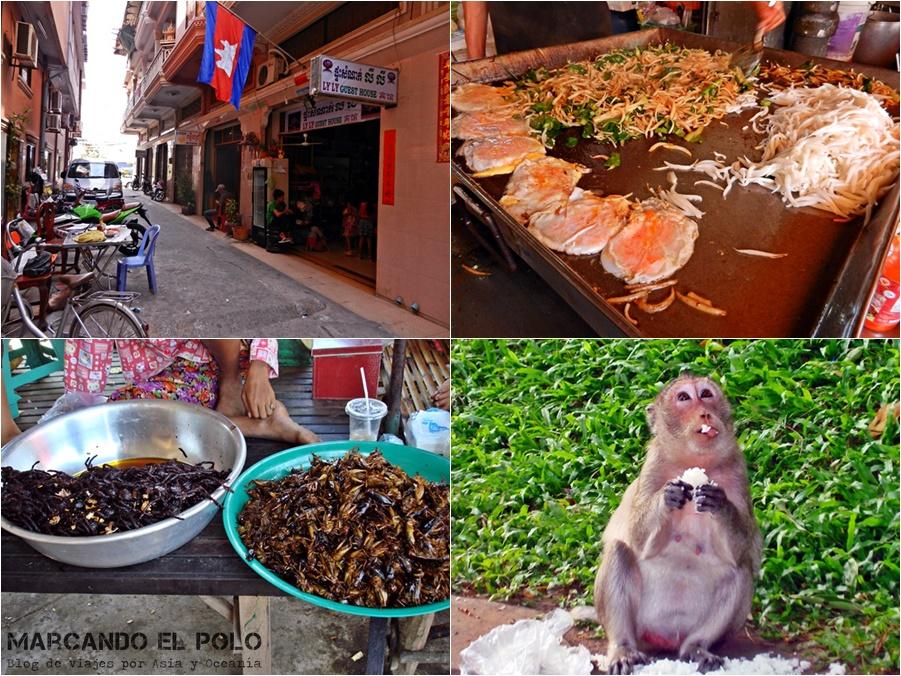 Itinerario viajar a Camboya: Phnom Penh