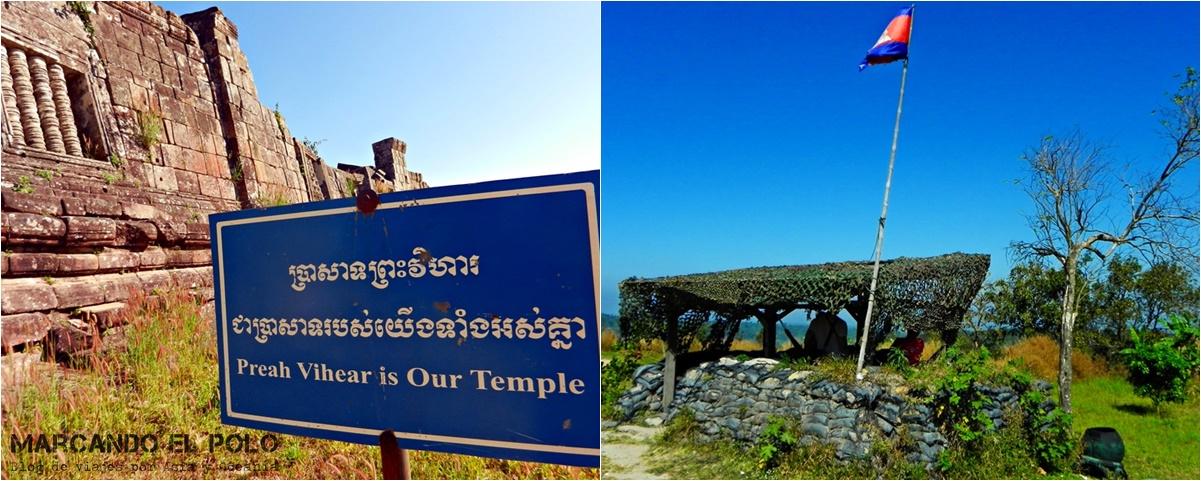 Itinerario viajar a Camboya - Preah Vihear