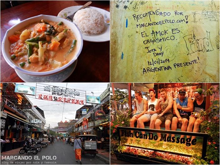 Itinerario viajar a Camboya: Siem Reap