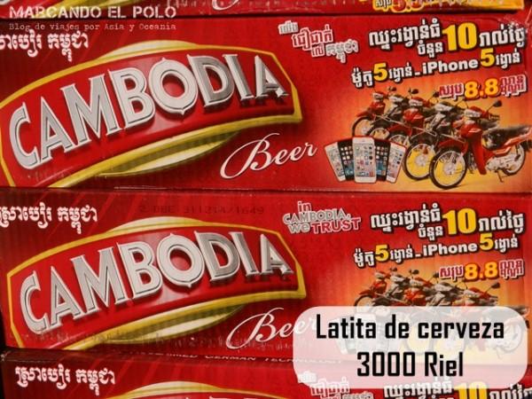 Presupuesto para viajar a Camboya