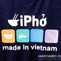 Las clásicas remeras vietnamitas...