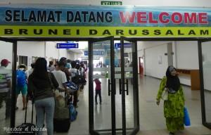 Visa de Brunei - Puerto