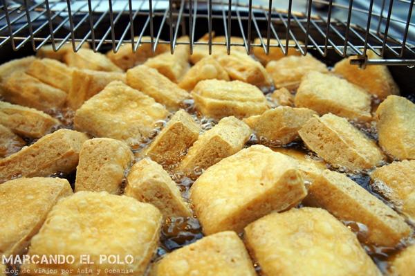 Curiosidades de Taiwán: stinky tofu 2