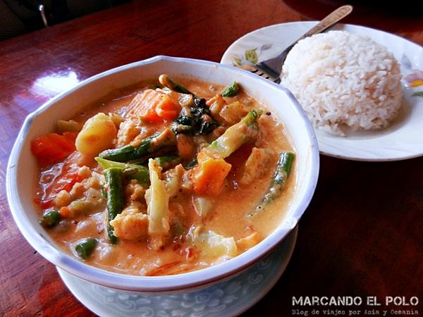 Comida Sudeste asiatico - Amok, Camboya