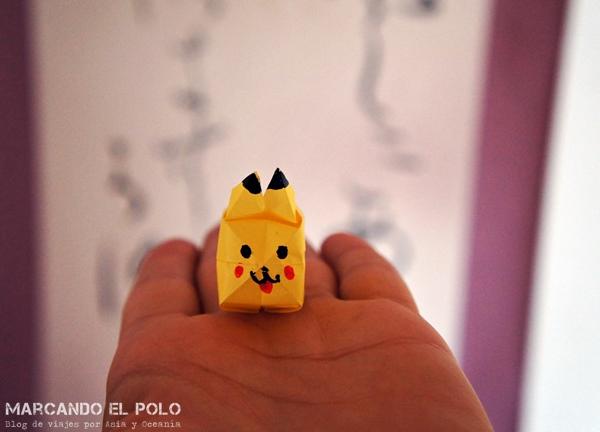 Curiosidades de Japón: origami