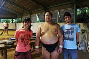 Curiosidades de Japón: sumo