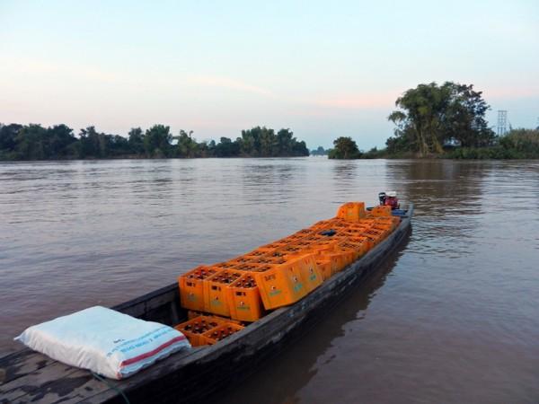 Viajar a Laos - Beer Lao