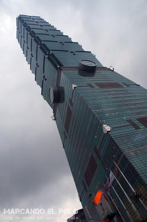 Consejos para viajar a Taiwan: Taipei 101