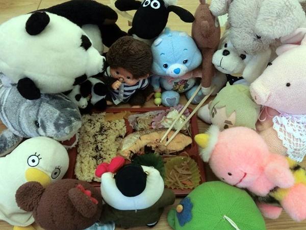 Les dan de comer...  (Foto: Unagi Travel)