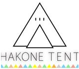 Hakone tent, Japon