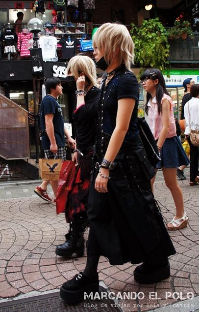Personajes-de-Tokyo-punk