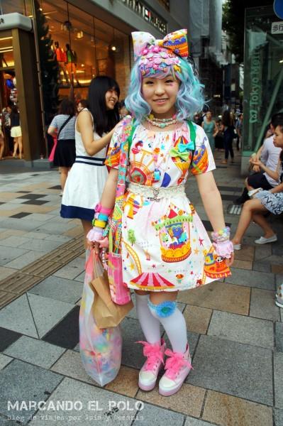 ¡Premio a la mejor vestida para esta sweet lolita!