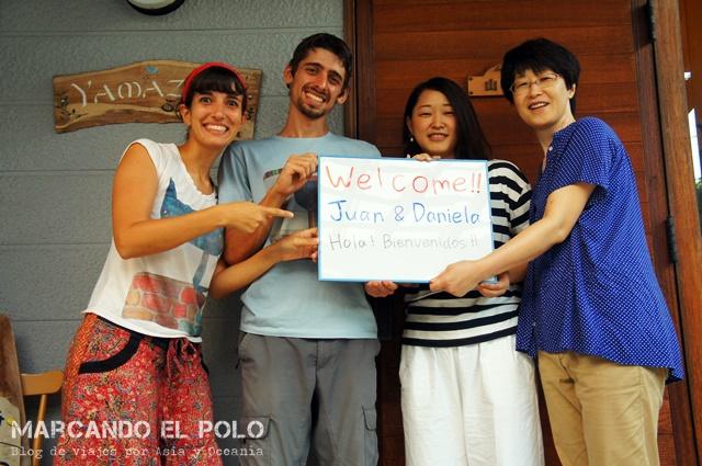 Viajar barato a Japón - couchsurfing