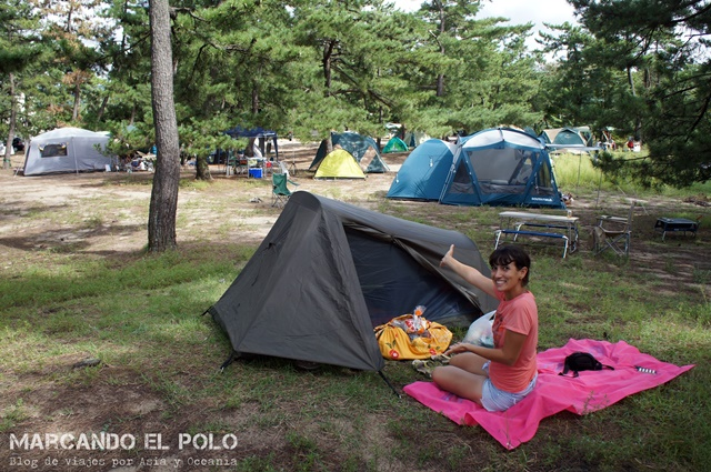 Otro camping