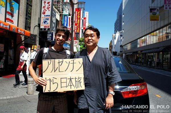 """""""Argentinos en Japón!"""""""