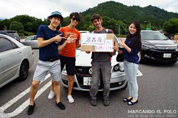 Viajar barato a Japón - a dedo