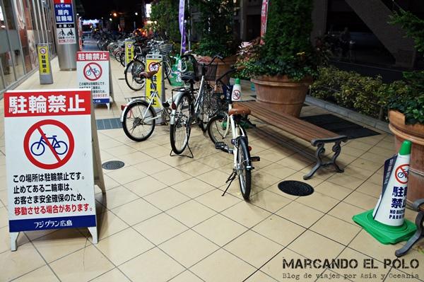 Viajar barato a Japón - alquilar bicicleta
