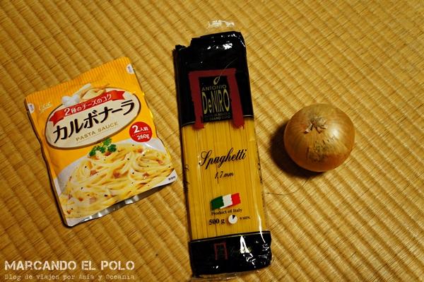 Viajar barato a Japón - comida barata