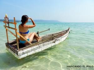 Viajar a Camboya - Koh Rong