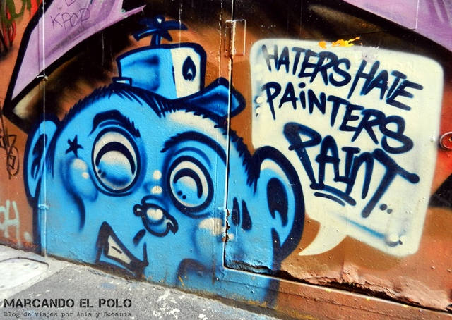 devolveme a la realidad - haters hate painters