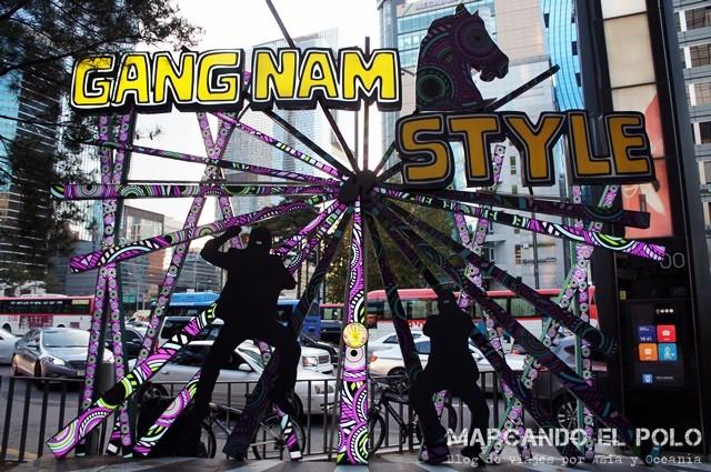 Gangnam Style para todos!