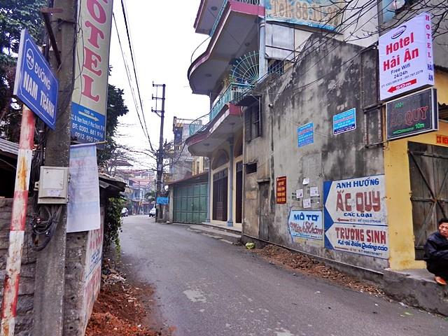 Camino a Hai An Hotel – Ninh Binh