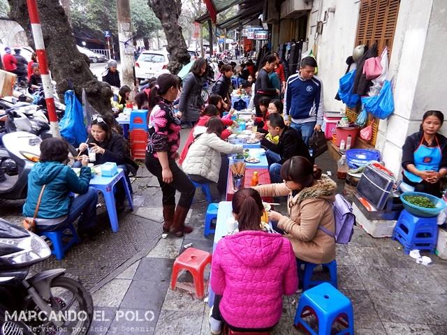 La función de las veredas de Hanoi