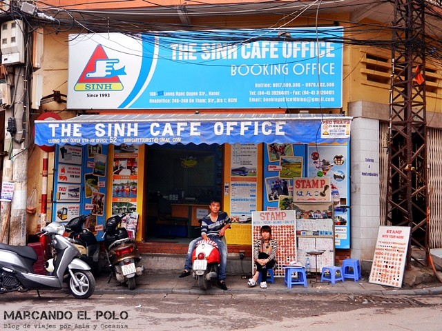 Pero… ¿no vimos un Sinh Café en la esquina… y otro a la vuelta?