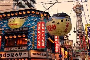 Viajar a Japon - Shinsekai, Osaka