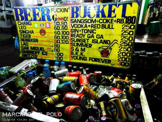 Alcohol Sudeste asiatico